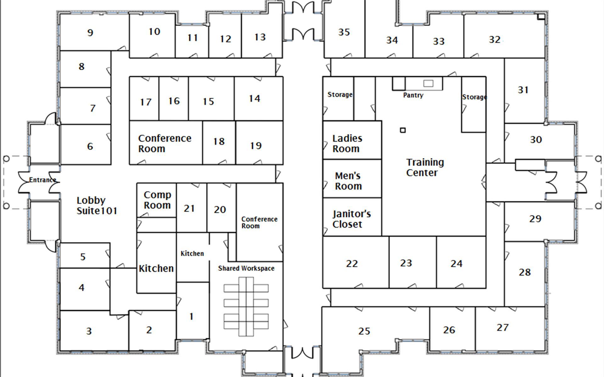 Liberty Office Suites - Montville - Office #24