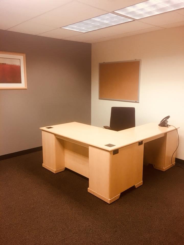 Intelligent Office - Melville - Privarte office with 2 desks