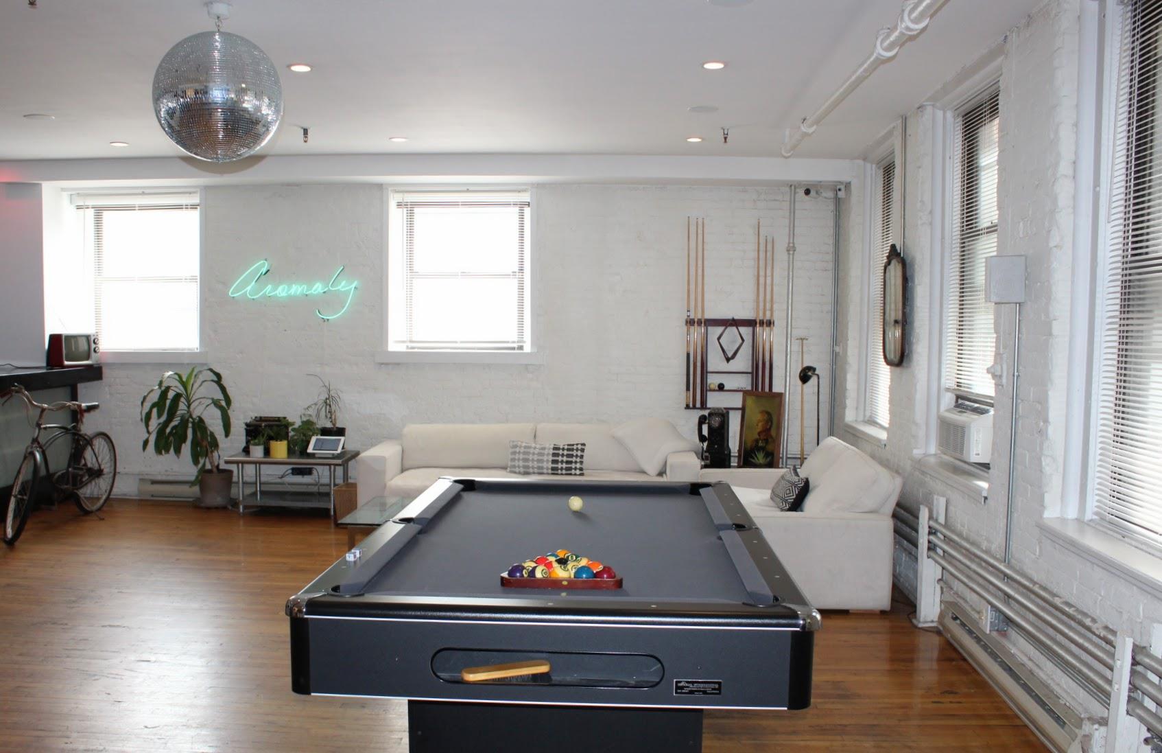 Cliqk Soho Meeting & Event Spaces - Soho Creative Boardroom & Lounge