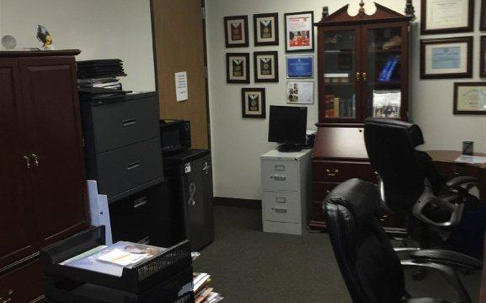 San Juan Capistrano Office Space