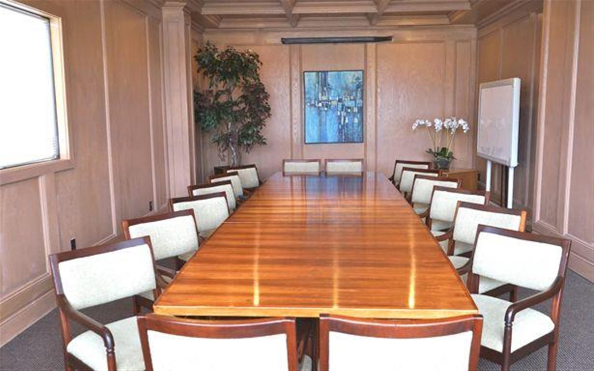 Upper Saddle River Offices - NJ - Large Boardroom