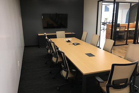 Venture X | Dallas by the Galleria - Meeting Room 2