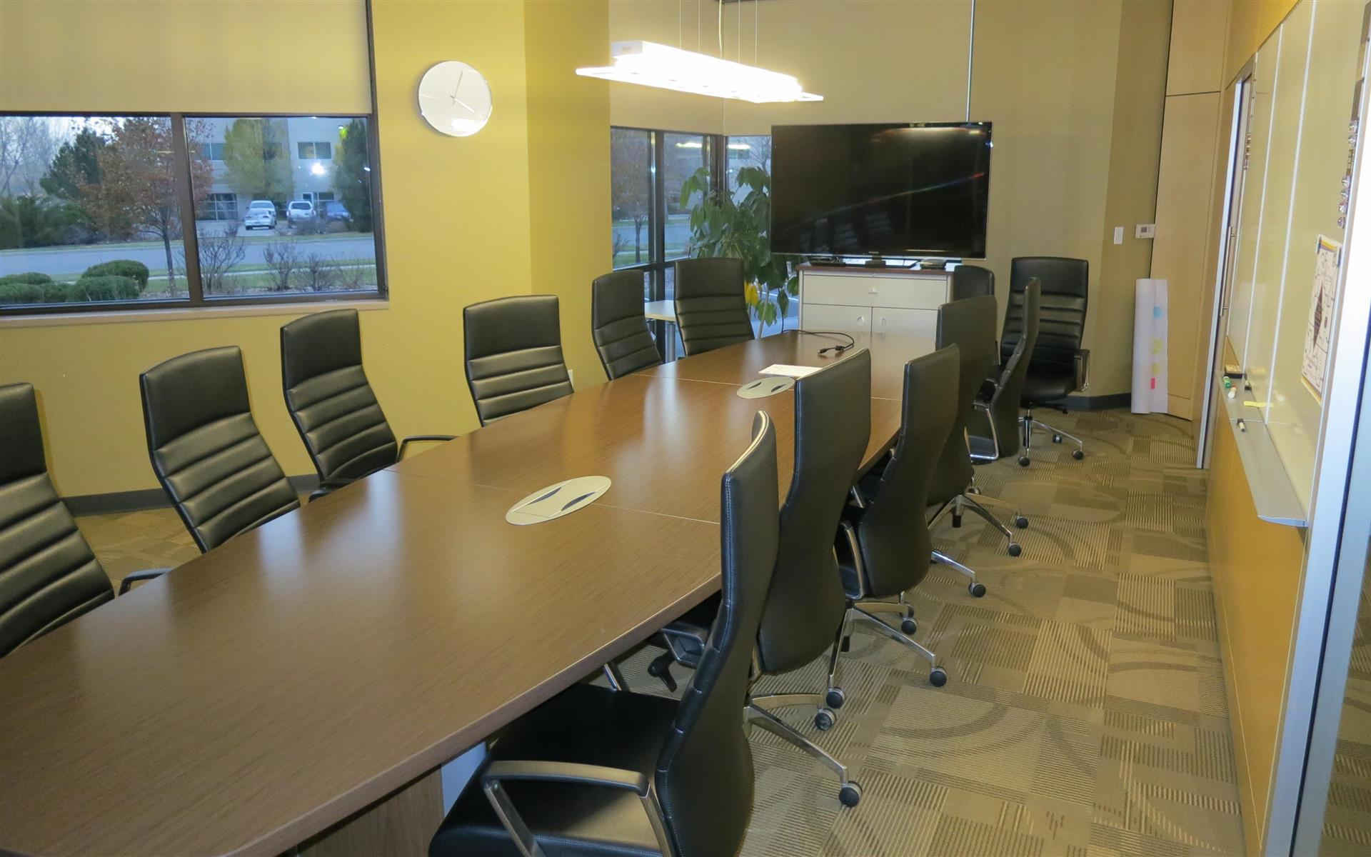 Goosetail Spaces - Louisville - Executive Conference Room