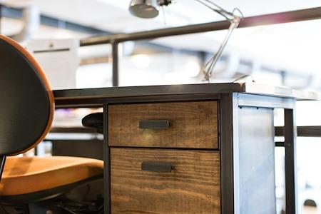 Common Desk - Oak Cliff - Dedicated Desk