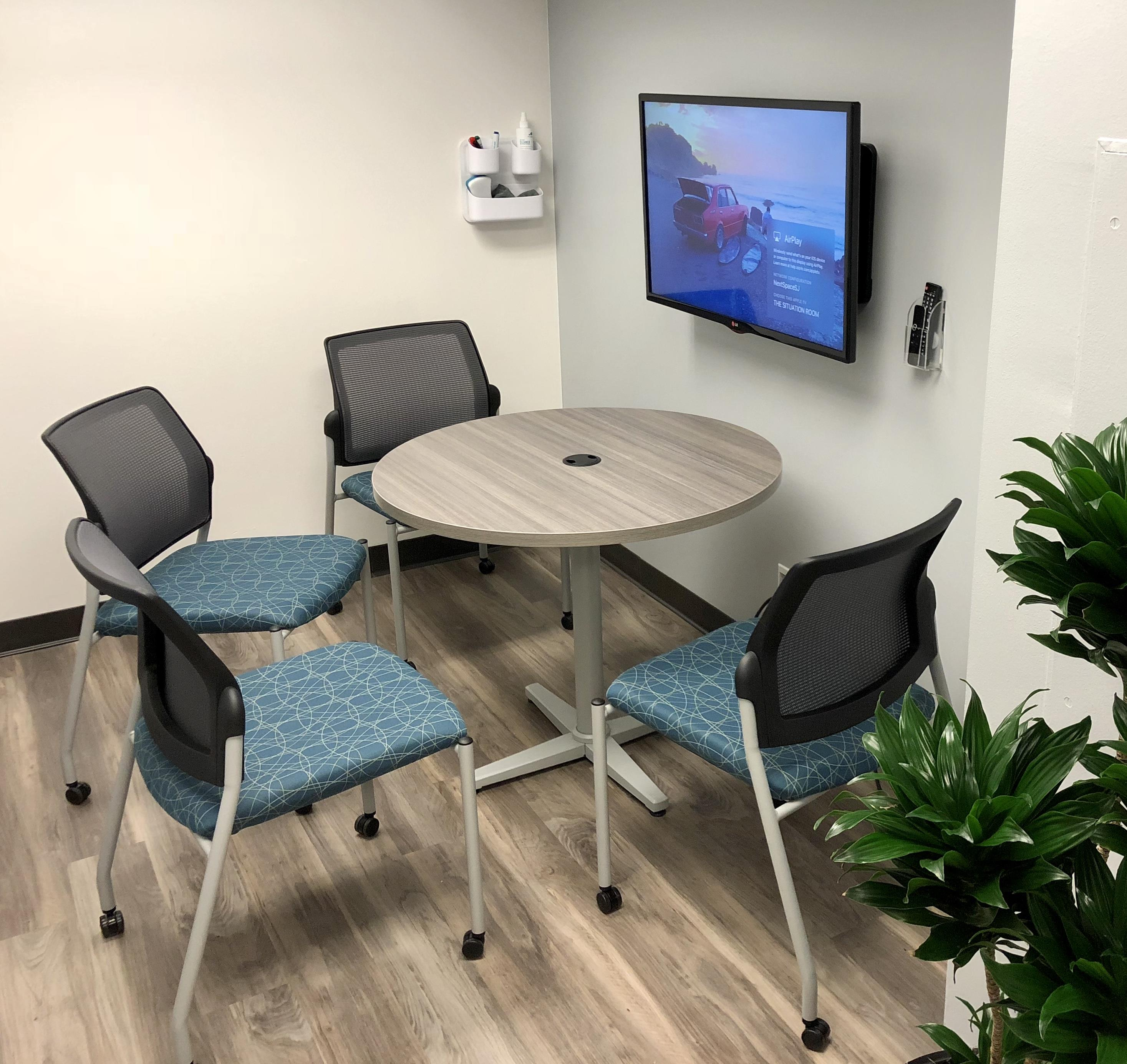 NextSpace San Jose powered by Pacific Workplaces - Situation Room