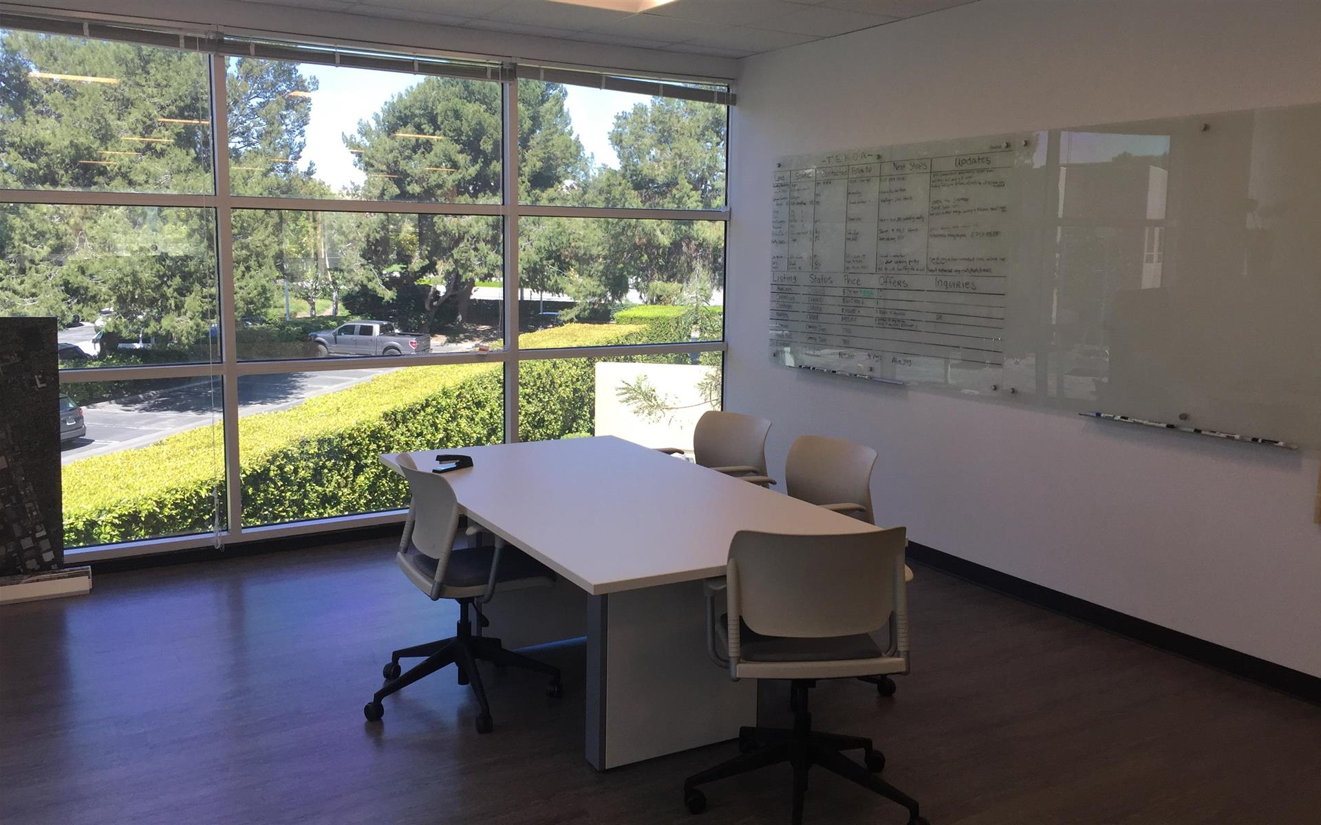 TMC Group - Open Plan Dedicated Desks