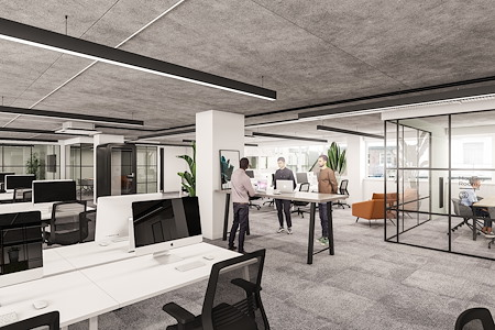 Knotel - 87-91 Newman Street  - Office Suite - 1