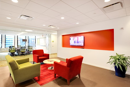 Carr Workplaces - Midtown - Team Work Access