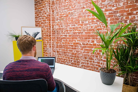 OfficeOurs-Spotswood - Private office
