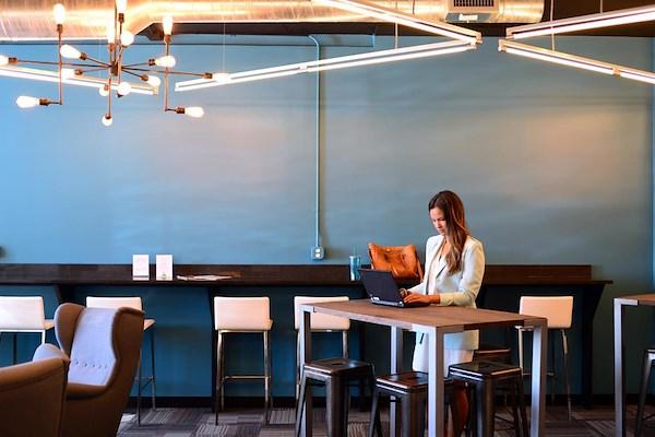 Novel Coworking Scanlan Building - Co-Working Space