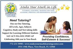 Logo of Make Your Mark in Life Learning Center