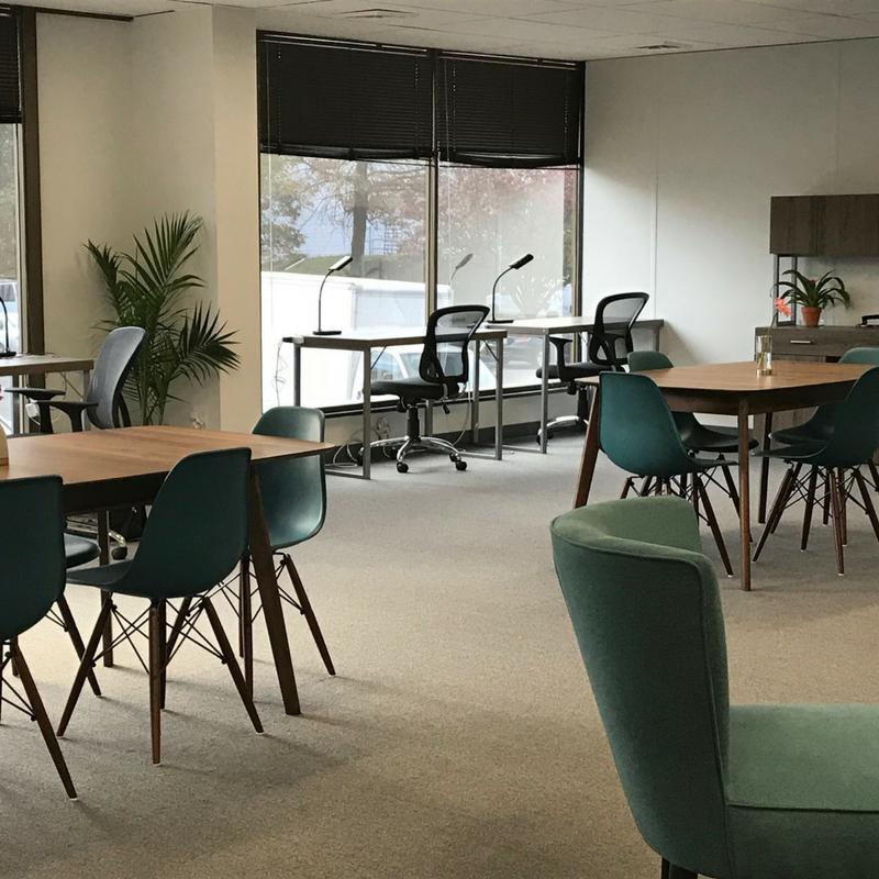 WorkAway Solutions - Open Work Space