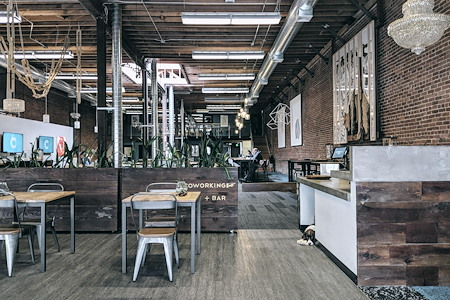 Covo SF - Daily Coworking Lounge