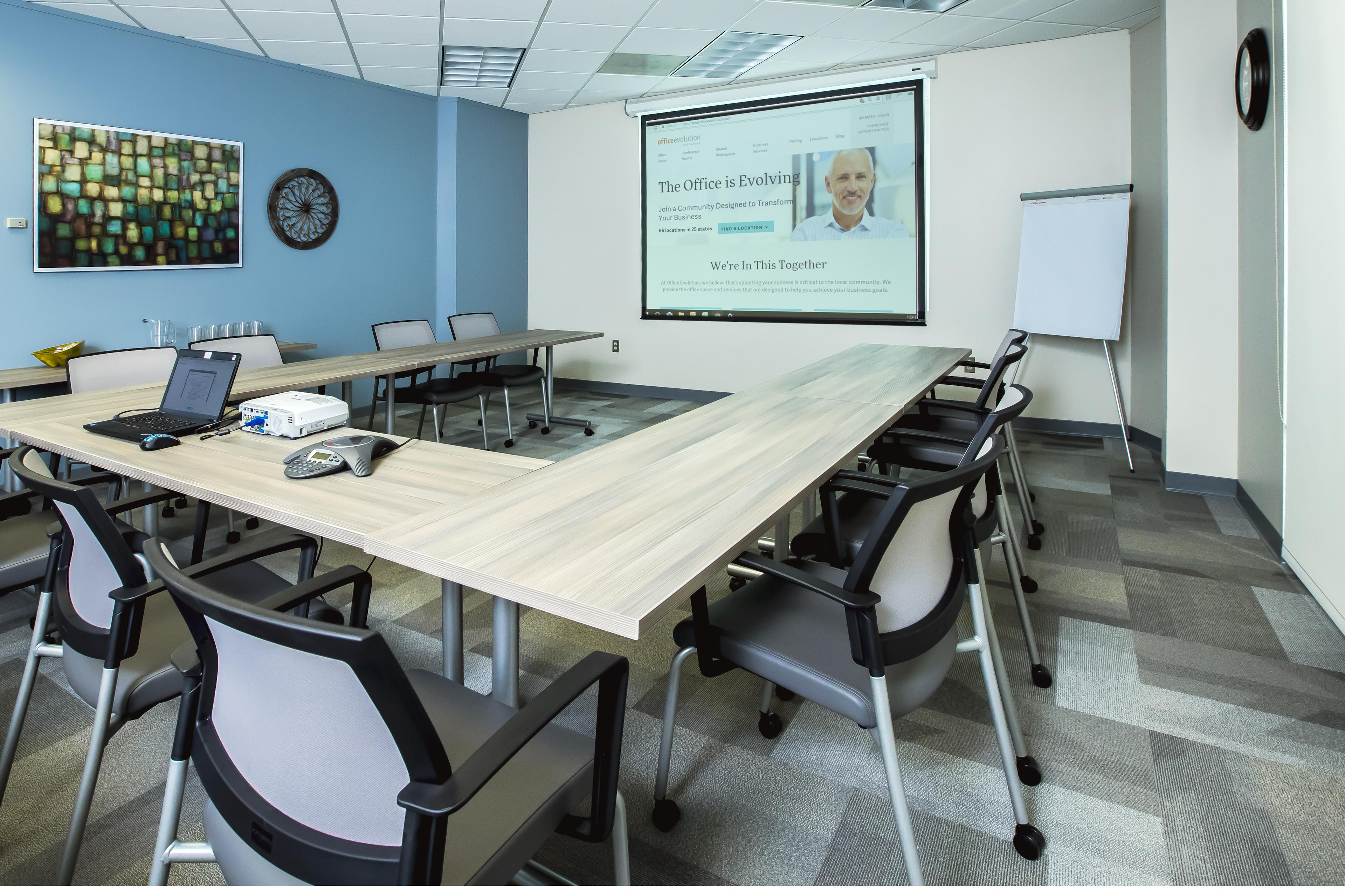 Office Evolution Greensboro - The Triad