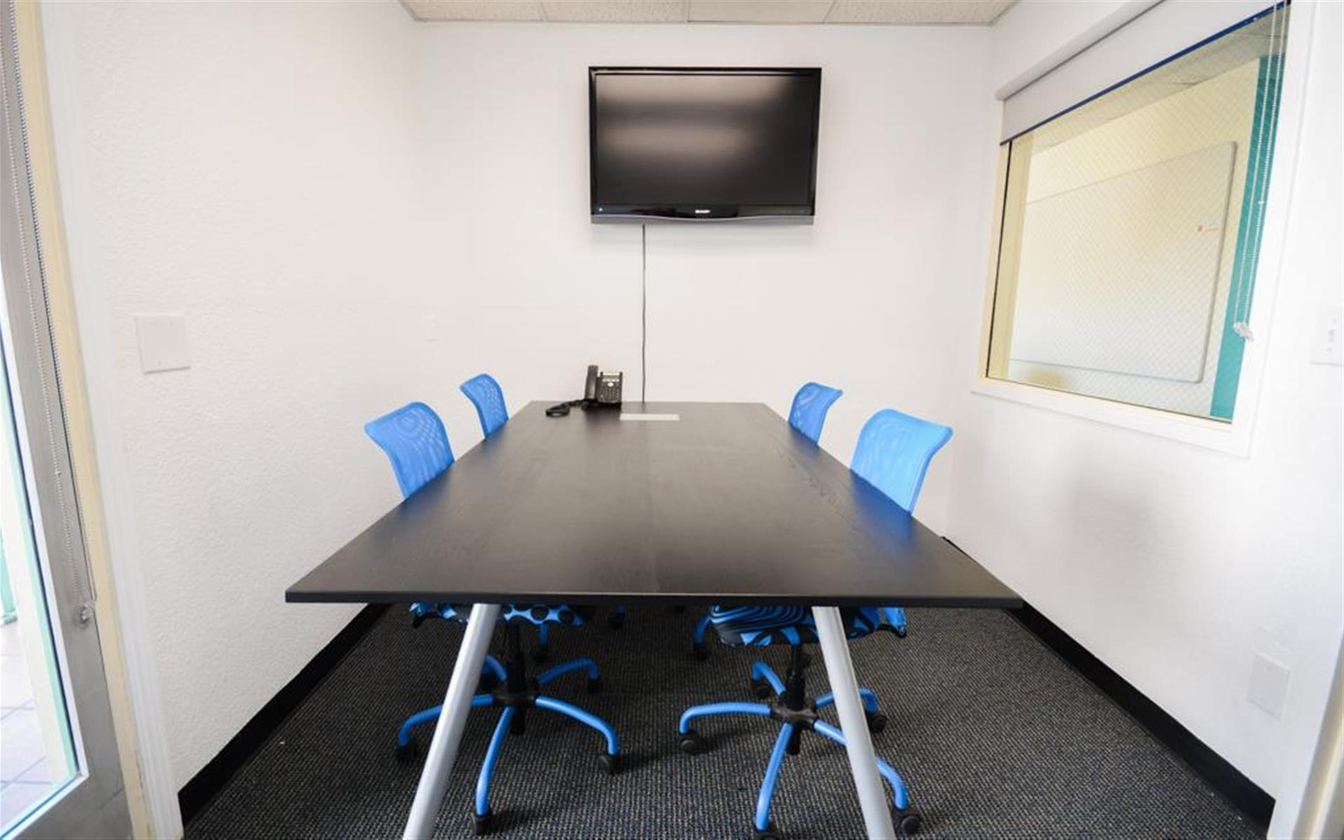 The Startup Admin Co-Munity - Conference Room