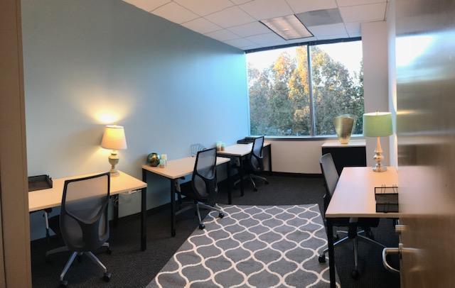 Pleasanton corporate commons - Office 1