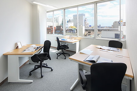 Book a Remote Office Space for Privacy and Peace in Atsugi
