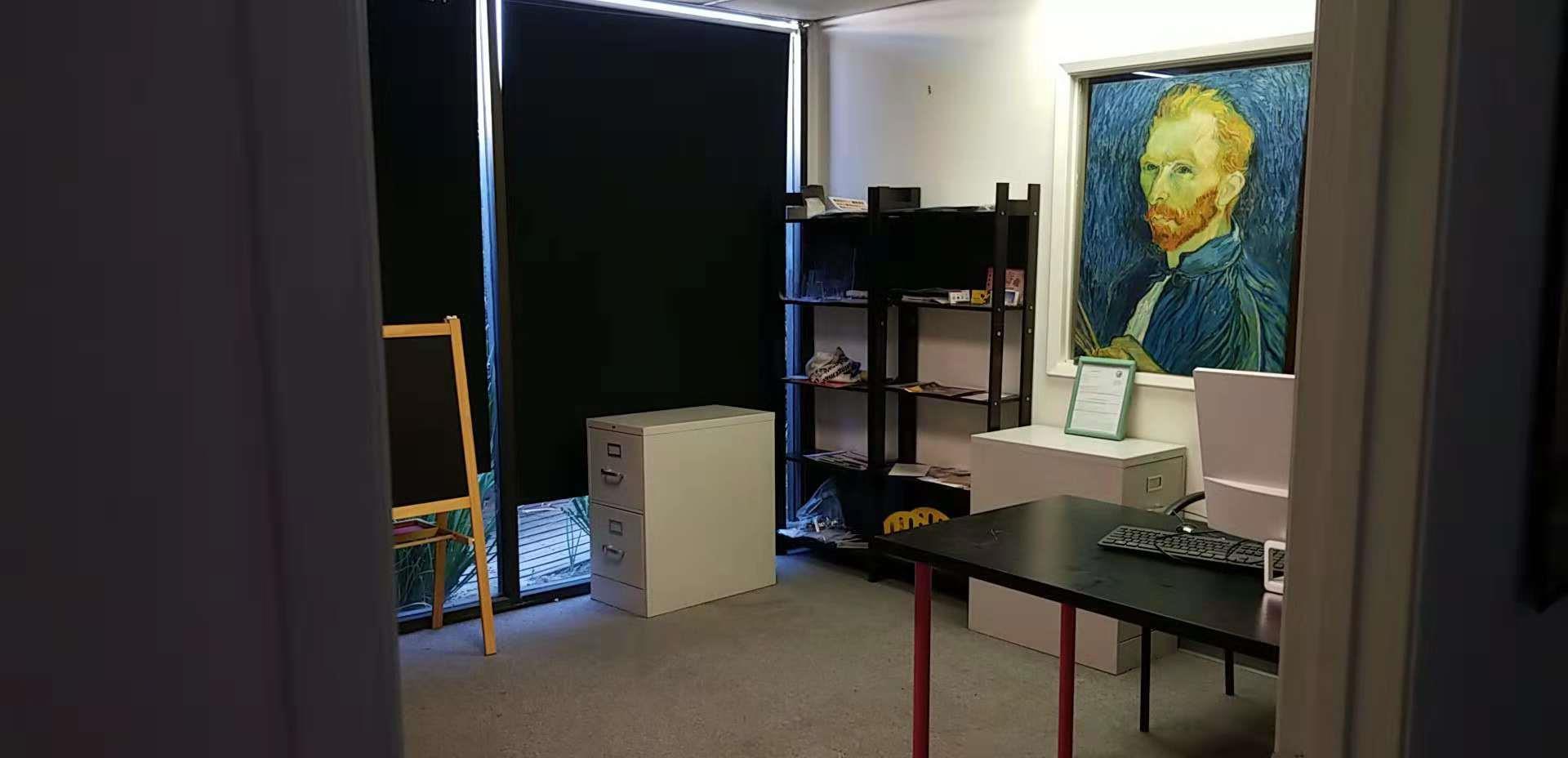 martian science - Office 2
