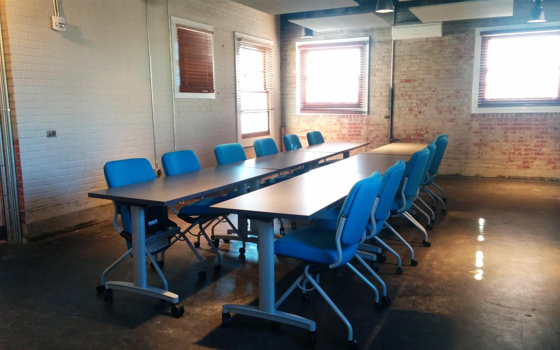 The Exchange - The Penthouse Conference Room