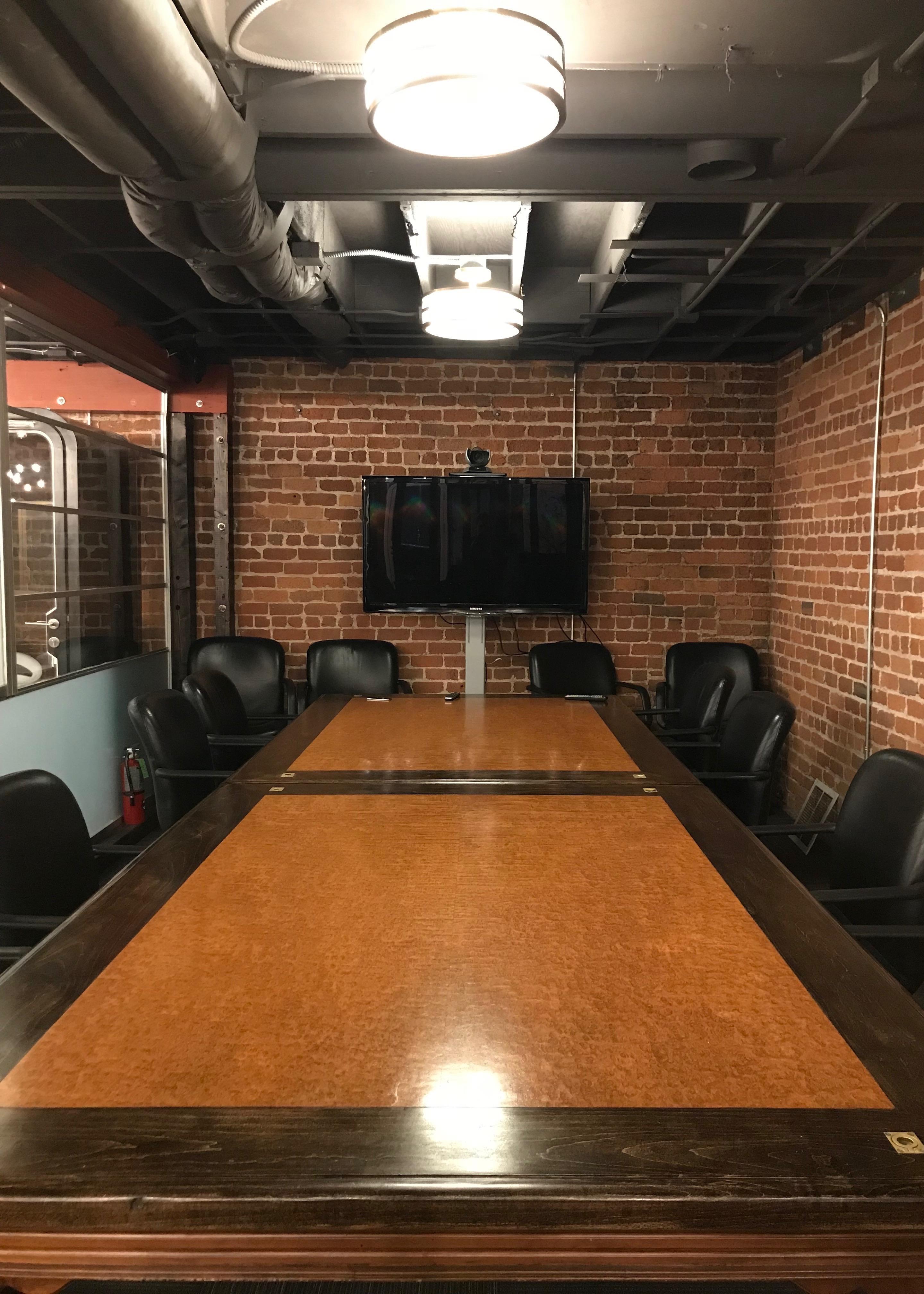 FOCUS Innovation Studio - Meeting Room 1