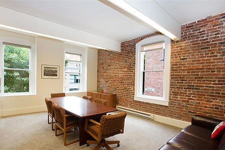 Sherman Business Law - Private Office - Historic Jackson Sq