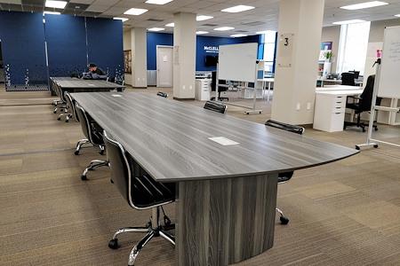 Allegiant Innovation Center - Hot Desk