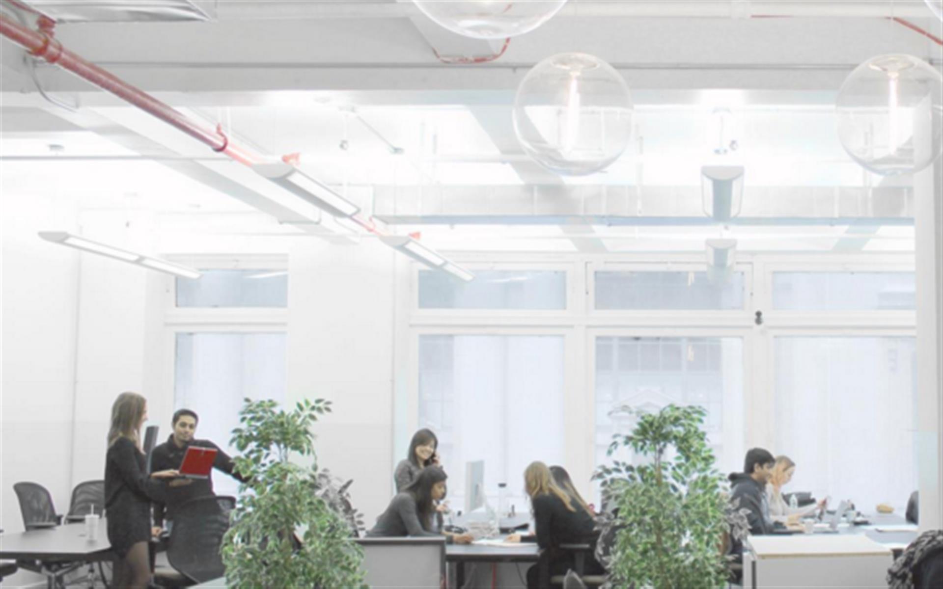 Ensemble - Coworking in Midtown Manhattan - Coworking - Hot Desk #2