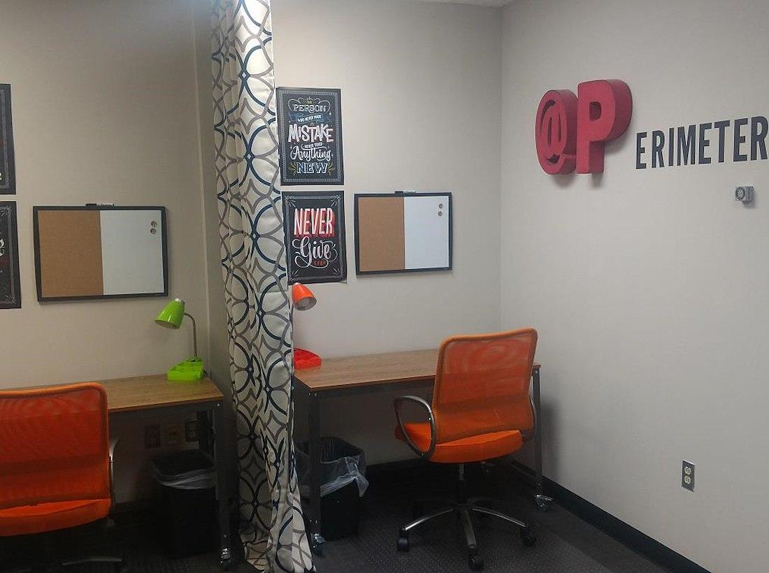 Working At Perimeter Park Executive Center Nashville