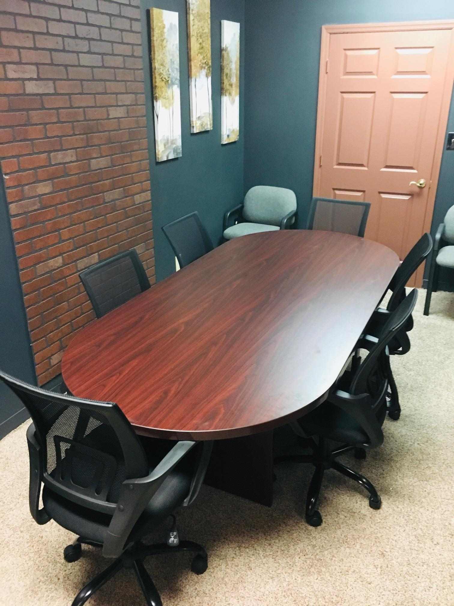 Sharicom Workplace at Chinoe Center - The Eclipse Meeting Room