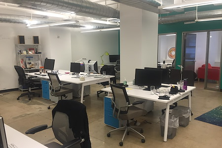 Center for Financial Services Innovation - New York - 6 Dedicated Desks in FiDi