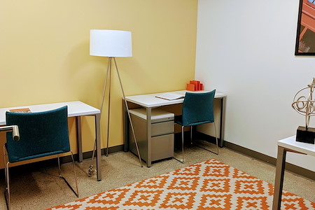 Regus- Marc Handler's - 2 person office unbeatable value