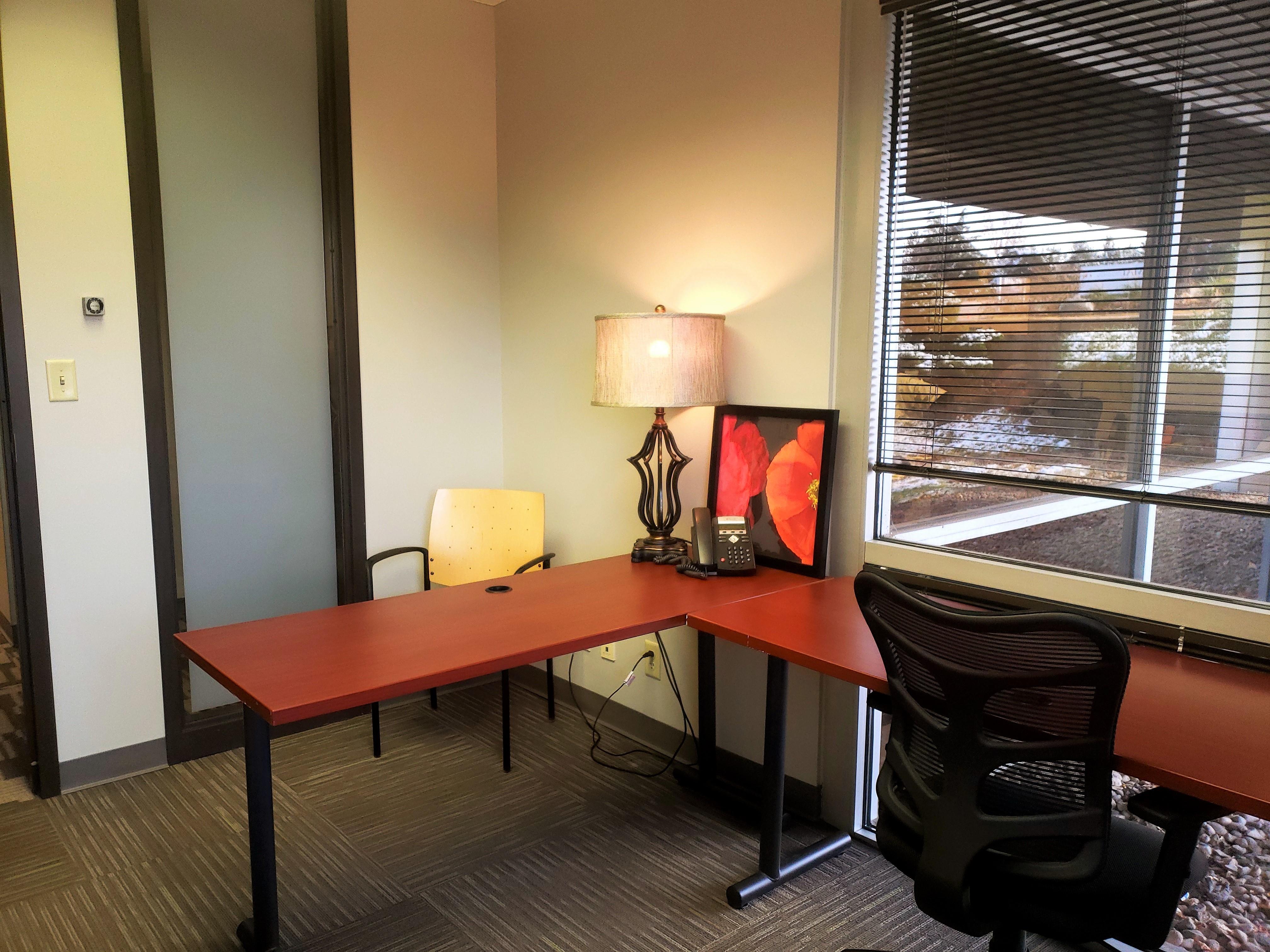Office Evolution - Greenwood Village/Denver Tech Center - Beautiful corner office!!!