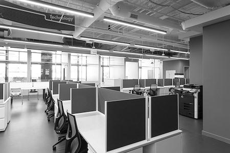 BLANKSPACES Pasadena - WorkStation Desk