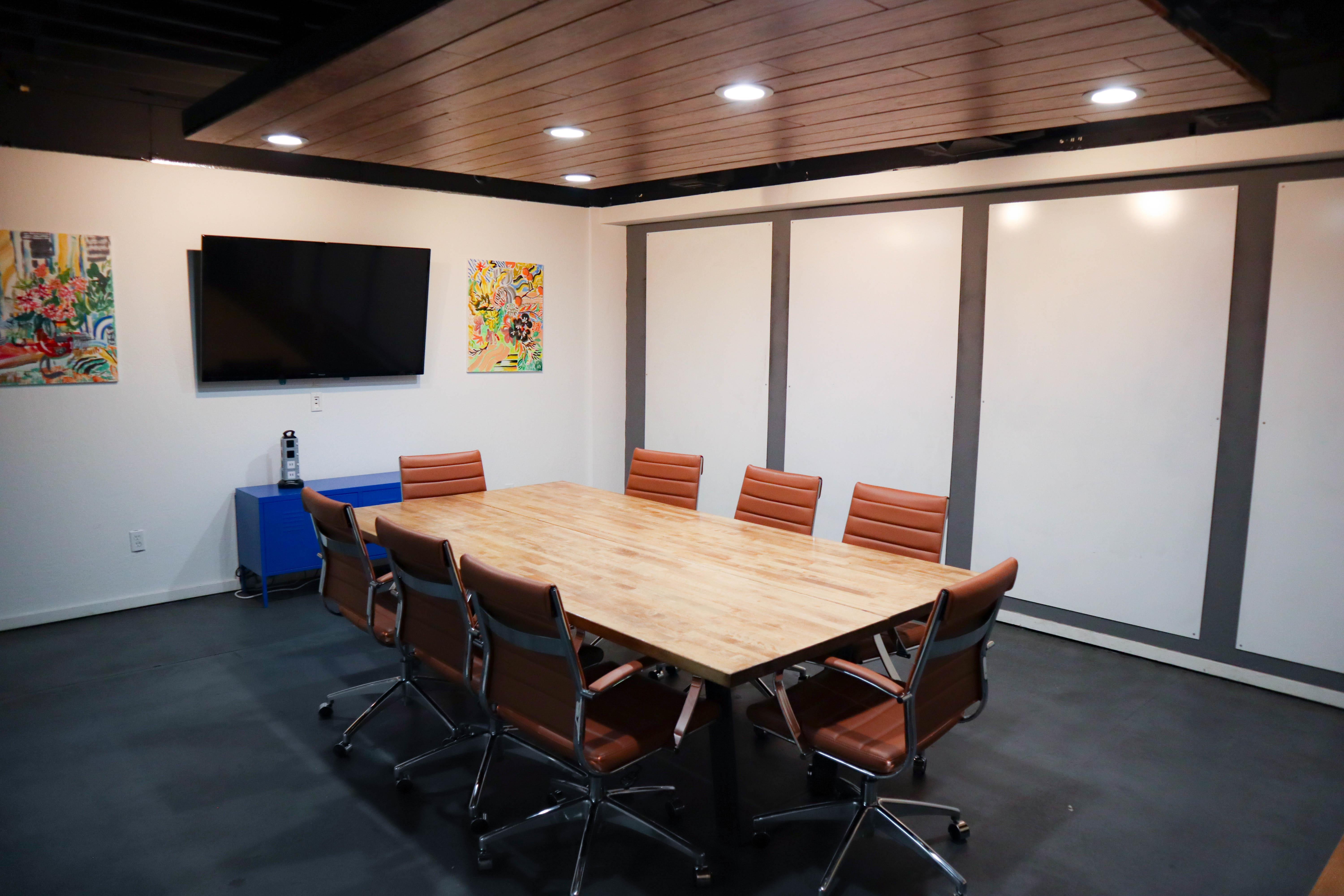 Outlet Coworking - The Board Room