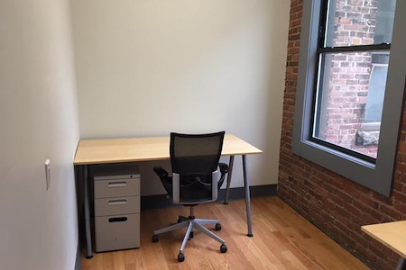 Coalition: Boston - 10-20 people in multiple office suites