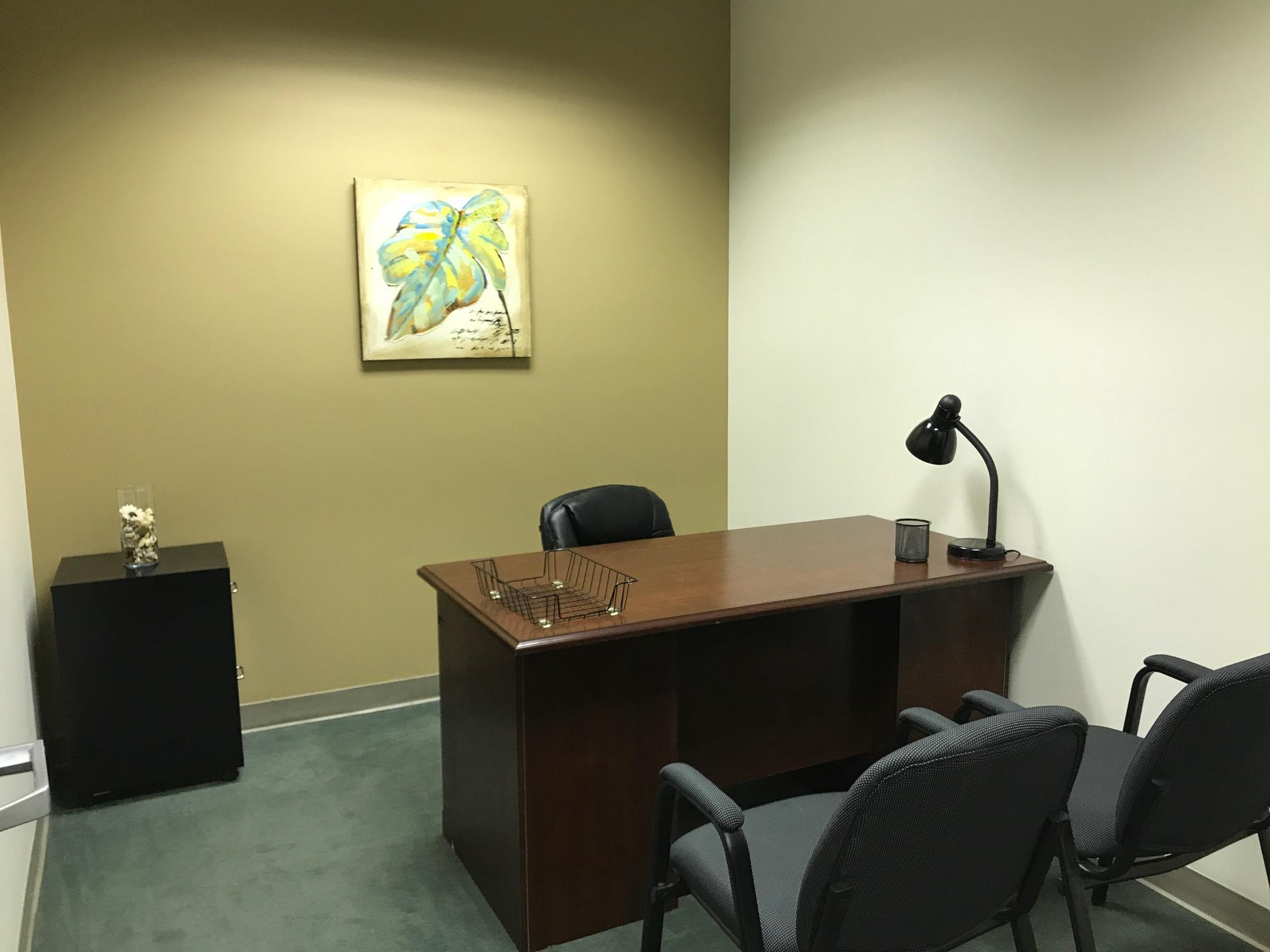 Blue Sun Office Suites - Open Desk 4