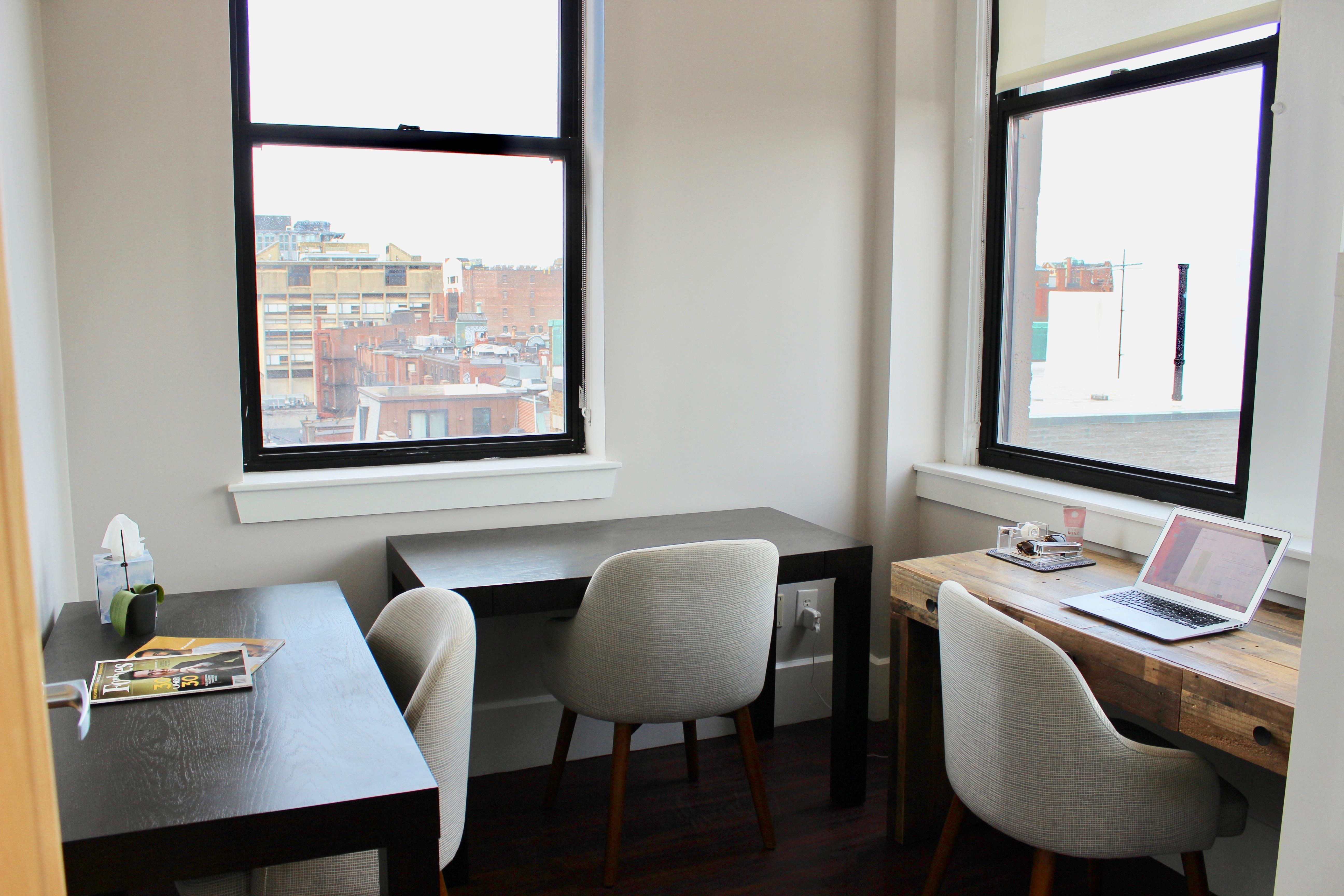 Idea Space - Back Bay - Private Office for 3