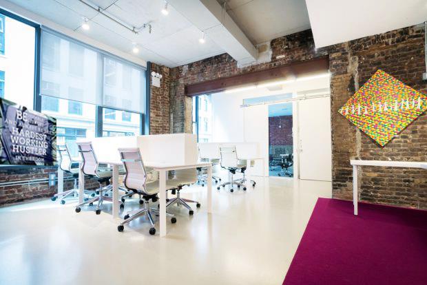 Office Sace LI - Rockville Centre - Open Desk 1