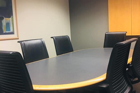 Intelligent Office - Melville - Small Conference Room