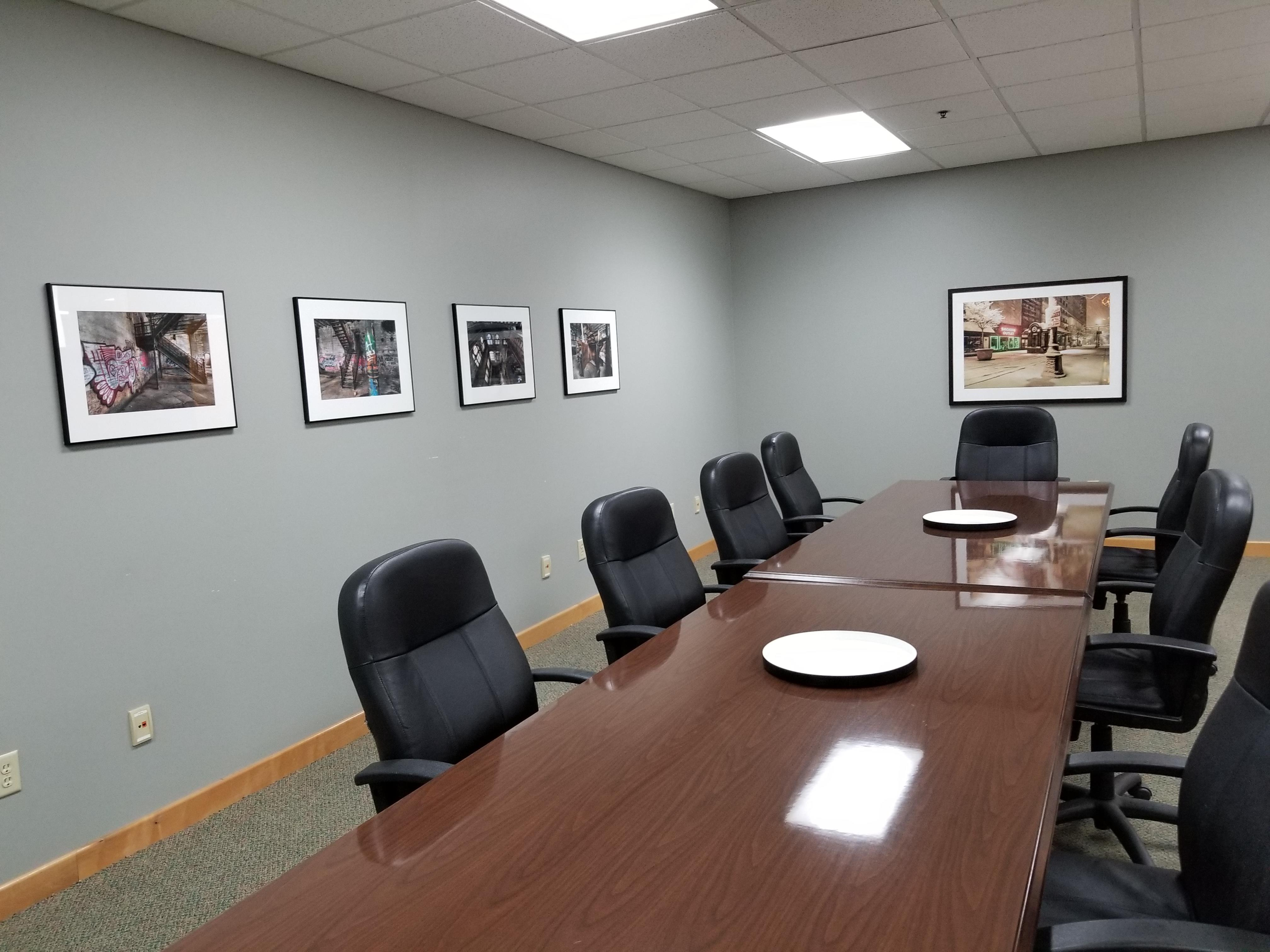 Flex Offices at the Crane Co Building of Memphis - Meeting Room 1