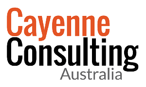 Logo of Cayenne Consulting Australia