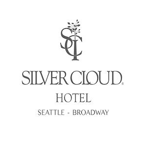 Logo of Silver Cloud Hotel - Seattle Broadway