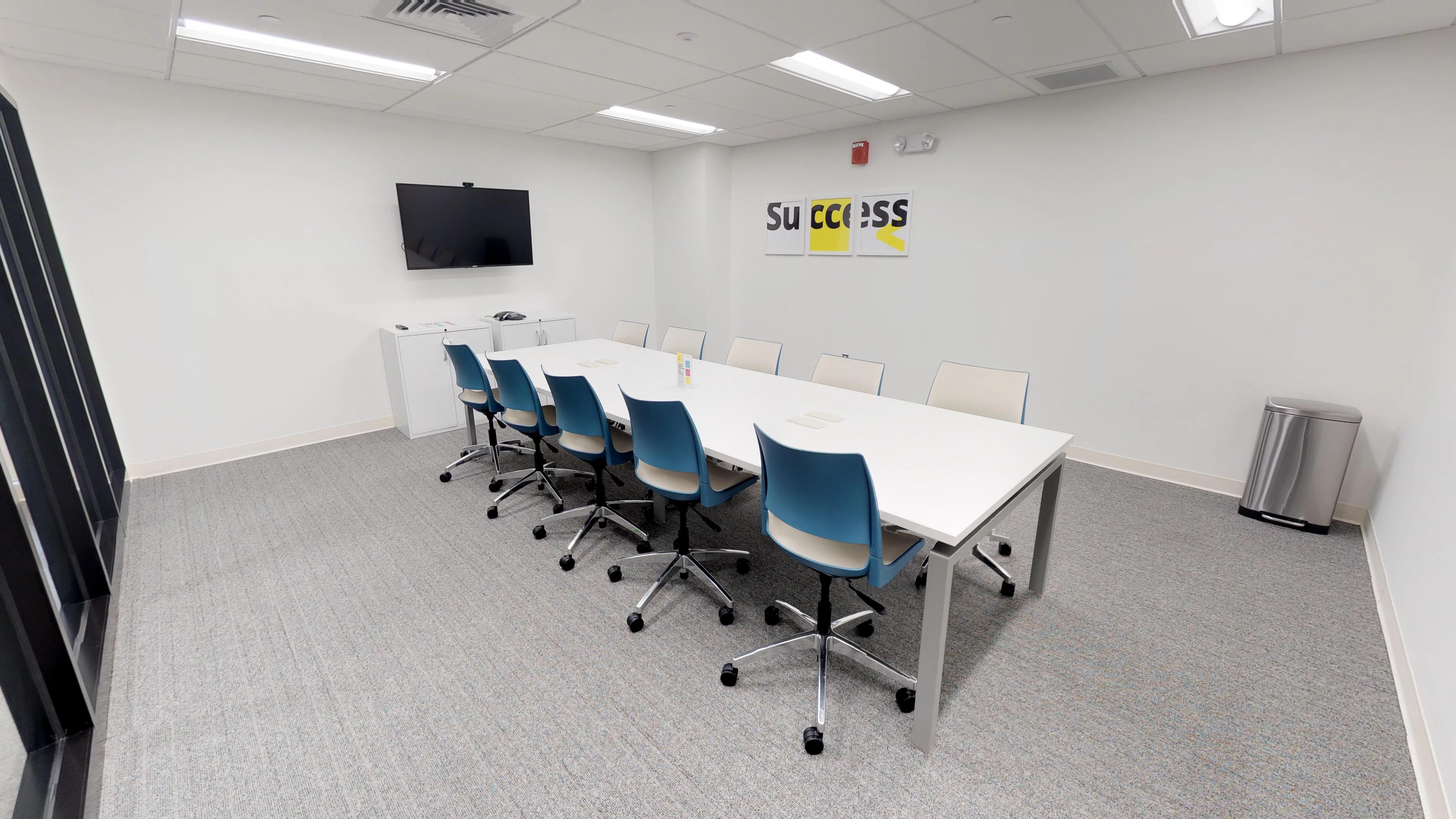 Upward Hartford - Success Conference Room