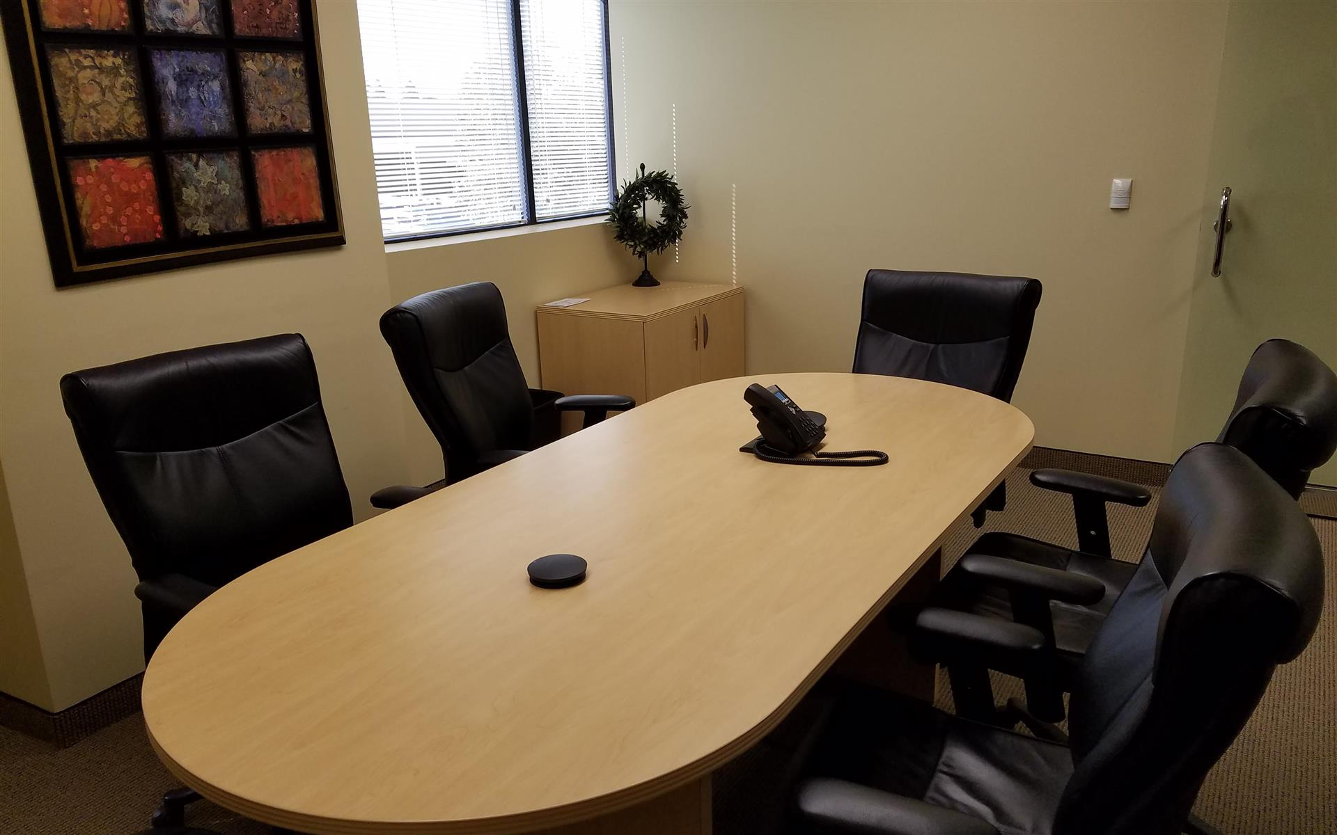 Bell & Myers - Range Conference Room
