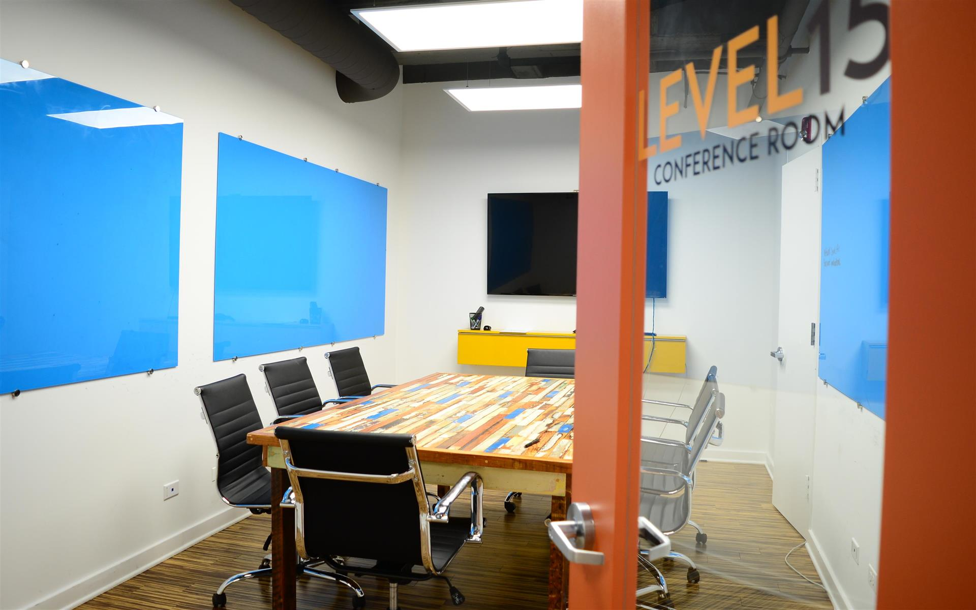 Novel Coworking West Loop - Conference Room 1 at Novel Coworking