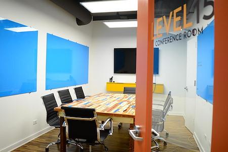Novel Coworking West Loop - Conference Room 15 at Novel Coworking