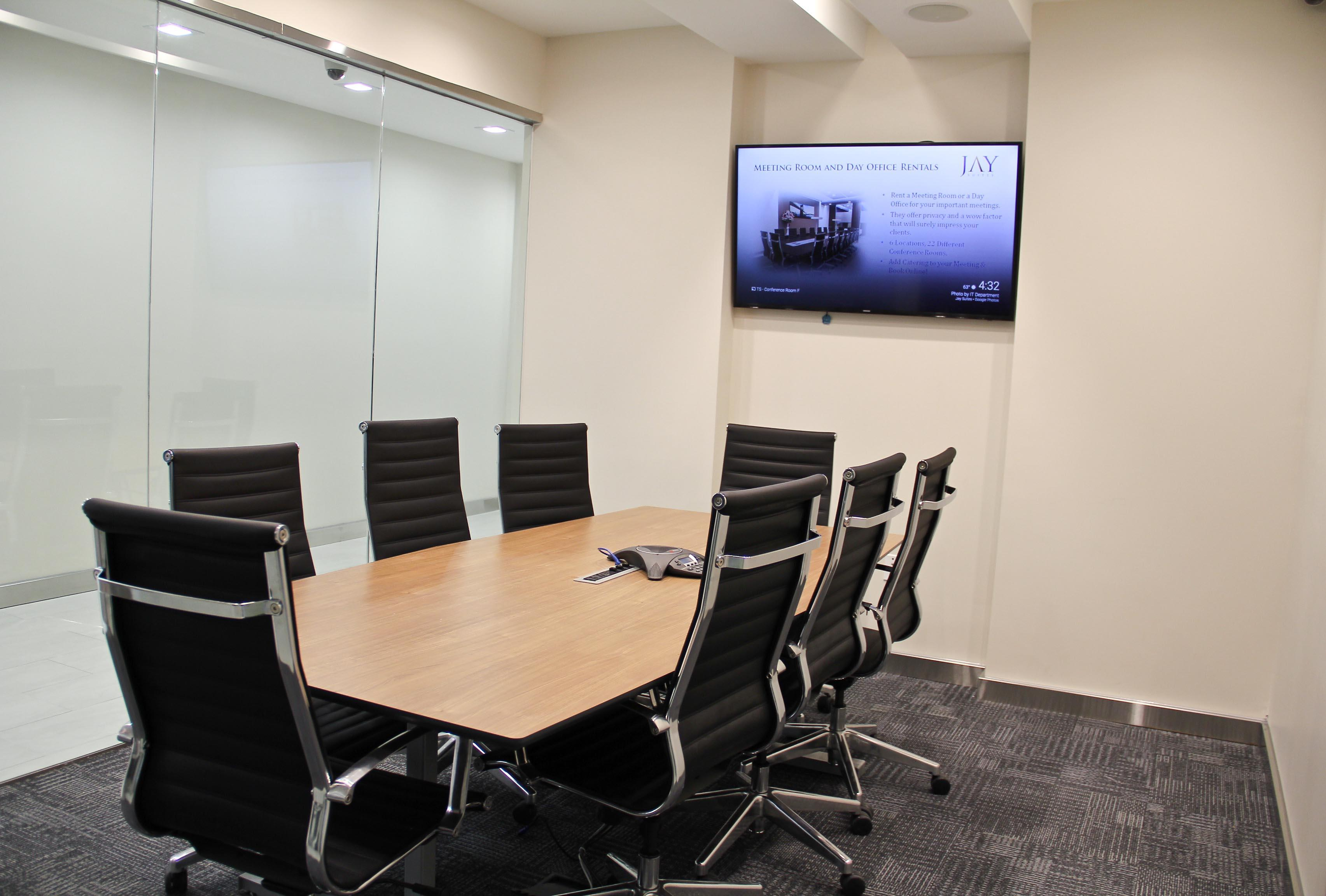 Jay Suites 34th Street - Meeting Room F for  14-now 25% off!!!