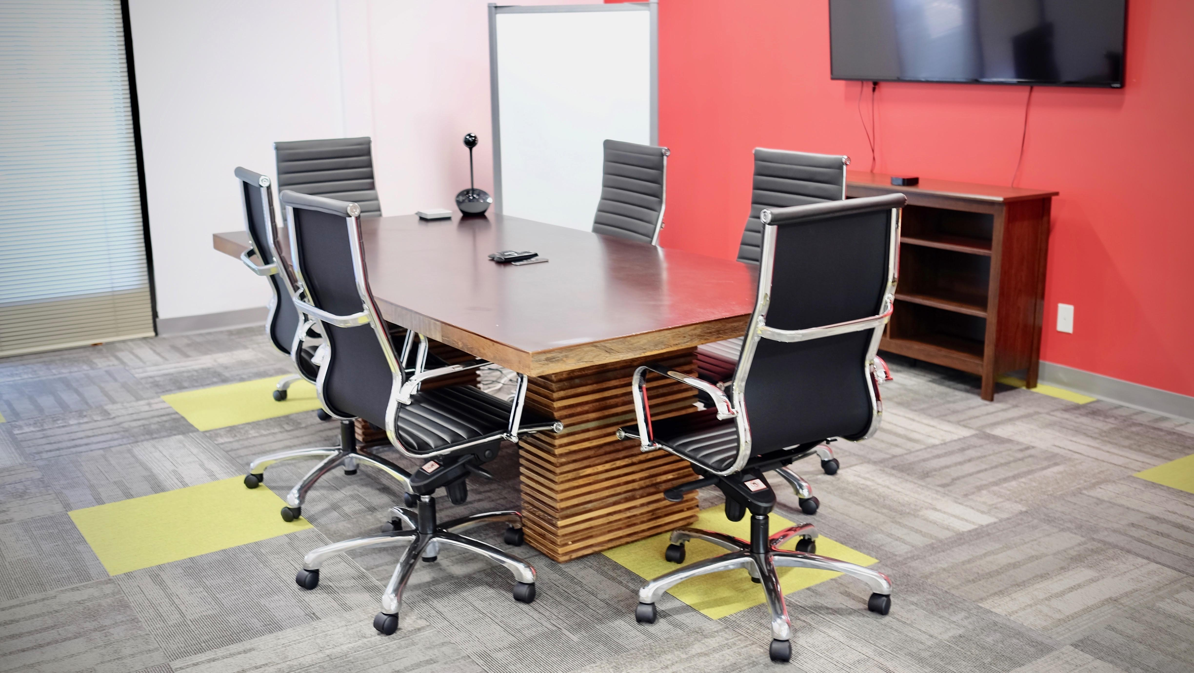 ZED COWORKING - Executive Conference Room