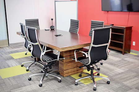 ZED Coworking & Offices - Executive Conference Room