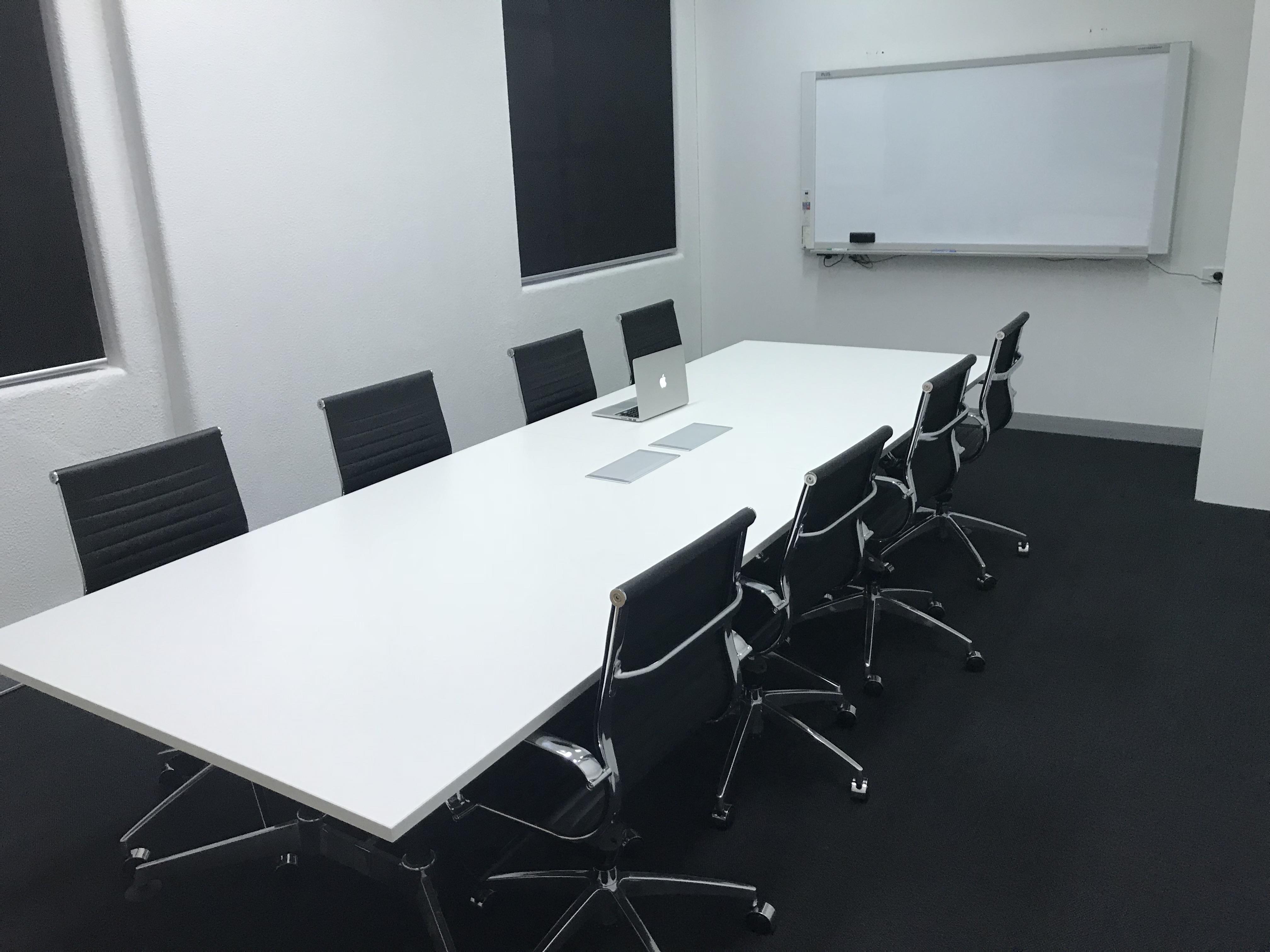 Incubate IT - Meeting Room Black